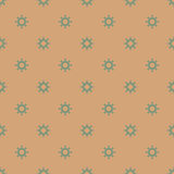 Christmas snowflakes seamless background. New year vector illustration Royalty Free Stock Image