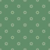 Christmas snowflakes seamless background. New year vector illustration Royalty Free Stock Photography