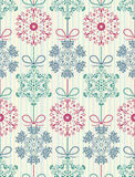 Christmas snowflakes Royalty Free Stock Images