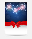 Christmas Snowflakes Website Banner and Card Stock Image