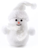 Сhristmas snowman Royalty Free Stock Photography