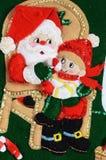 Christmas sock Royalty Free Stock Photos