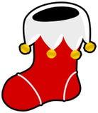 Christmas sock Stock Images