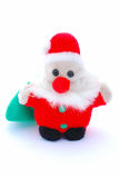 Santa Claus teddy royalty free stock images