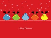 Christmas song Royalty Free Stock Photos