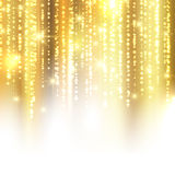 Christmas sparkle background Stock Images