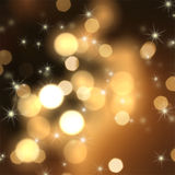 Christmas sparkle background Royalty Free Stock Photos