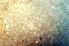 Christmas Sparkling Background Royalty Free Stock Images