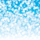 Christmas sparkling background Royalty Free Stock Photography