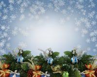 Christmas Sparkling background Royalty Free Stock Photos