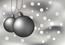 Christmas sparkling background Stock Photography