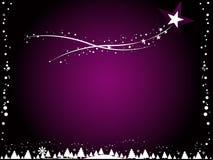 Christmas Sparkling stars abstract vector  Stock Photos
