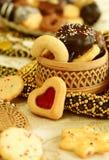 Christmas Spice-cakes Stock Image