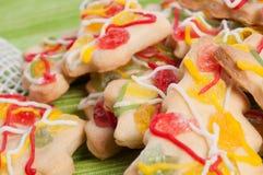 Christmas spice-cakes. Cookies, aroma, aromatic Royalty Free Stock Photo