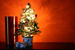 Christmas Spirit Royalty Free Stock Photos