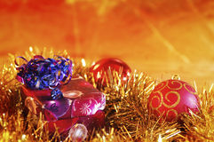 Christmas spirit Royalty Free Stock Photo