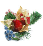 Christmas spirit Royalty Free Stock Photos