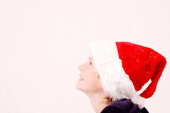 Christmas spirit Royalty Free Stock Images