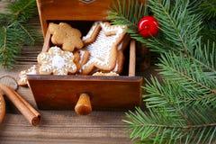 Christmas spirit Stock Photography