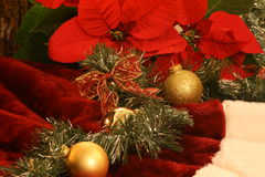 Christmas Spread Stock Photography