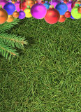 Christmas spruce  texture Royalty Free Stock Image