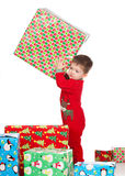Christmas Stack Stock Images