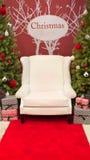 Christmas Stage Stock Image
