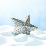 Christmas star Stock Photography