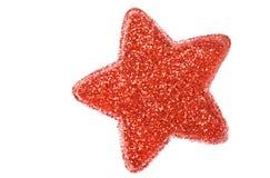 Christmas star Royalty Free Stock Image