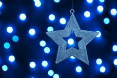 Christmas star. Royalty Free Stock Photos