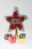 Christmas star Royalty Free Stock Photo