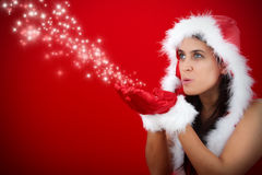 Christmas and star Stock Photo