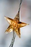christmas star Στοκ Φωτογραφίες