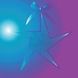 Christmas star Royalty Free Stock Image