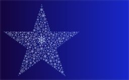 Christmas Star Stock Photo