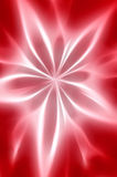 Christmas star. Abstract red christmas star background Royalty Free Stock Photos