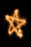 christmas star απεικόνιση αποθεμάτων