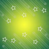 Christmas star background Stock Photos