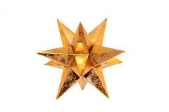 Christmas Star Decoration Stock Photo