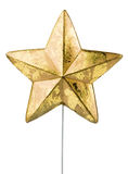 Christmas Star Decoration Royalty Free Stock Photo