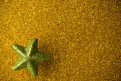 Christmas star. Stock Image