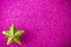 Christmas star. Royalty Free Stock Image