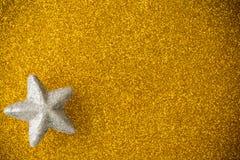 Christmas star. Royalty Free Stock Photo