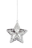 Christmas Star Ornament royalty free stock images