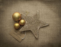 Christmas star Royalty Free Stock Images
