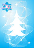 Christmas_stars Royalty Free Stock Photos