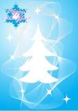 Christmas_stars Fotografie Stock Libere da Diritti