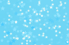 Christmas stars. As a background Stock Photos