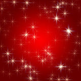 Christmas stars Royalty Free Stock Images
