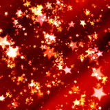 Christmas stars, background Stock Photos